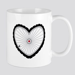 Love Bicycle Mugs