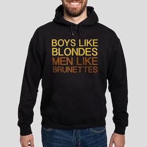 Boys Like Blondes Sweatshirt