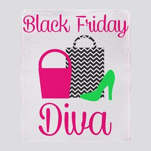 Diva Throw Blanket