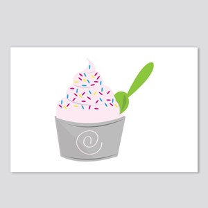 I Scream For Icecream Postcards (Package of 8)