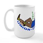 Union Castle Large Mug