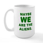 Aliens Large Mug
