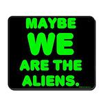 Aliens Mousepad
