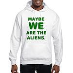 Aliens Hooded Sweatshirt