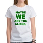 Aliens Women's T-Shirt