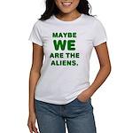 Aliens Women's T-Shirt