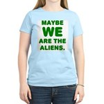 Aliens Women's Light T-Shirt