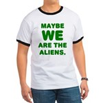 Aliens Ringer T