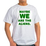 Aliens Light T-Shirt