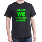 Aliens Dark T-Shirt
