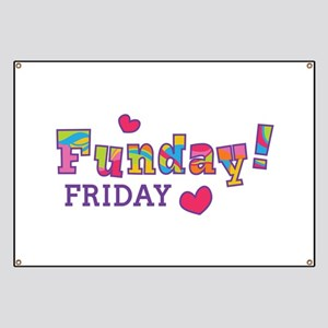 Friday Funday! Banner