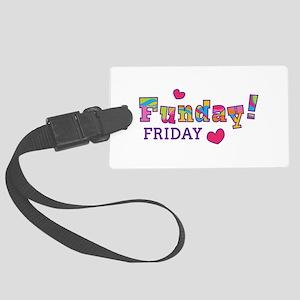 Friday Funday! Luggage Tag