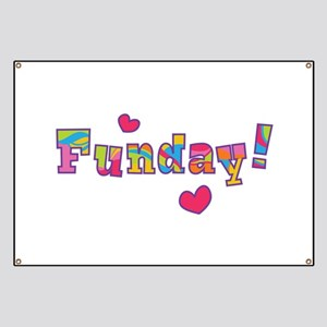 Funday! Banner