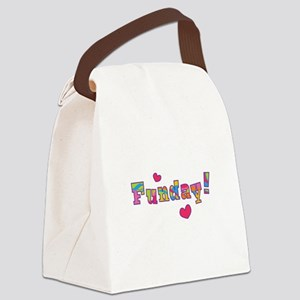 Funday! Canvas Lunch Bag
