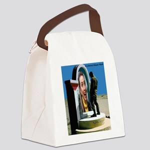 Irrigate Hillary 2016 Canvas Lunch Bag
