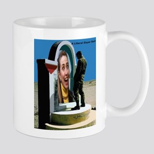 Irrigate Hillary 2016 Mug