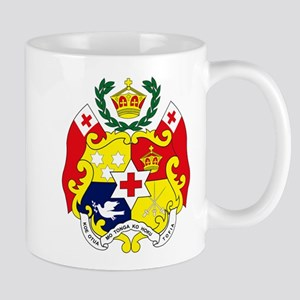 Tonga Coat of Arms Mug