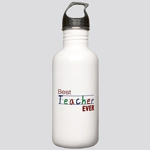 Best Teacher Ever Stainless Water Bottle 1.0L
