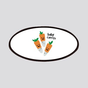 Baby Carrots Patches