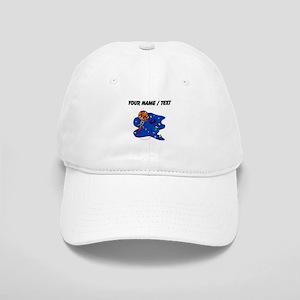 Rocket In Space (Custom) Baseball Cap