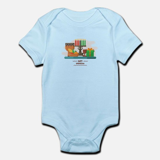 happy kwanzaa gifts Body Suit