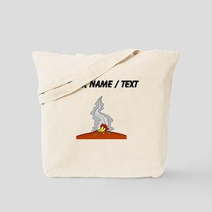 Crashed Rocket (Custom) Tote Bag
