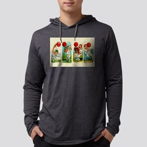 Cricket Players Long Sleeve T-Shirt