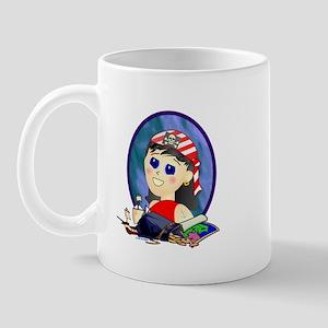 Pirate Profile Mug