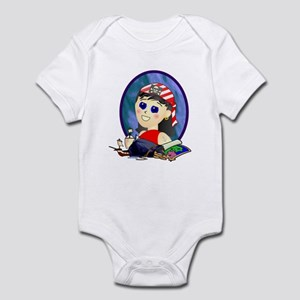 Pirate Profile Infant Bodysuit