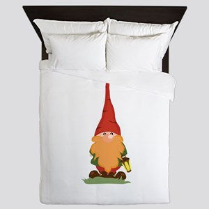 The Gnome Queen Duvet