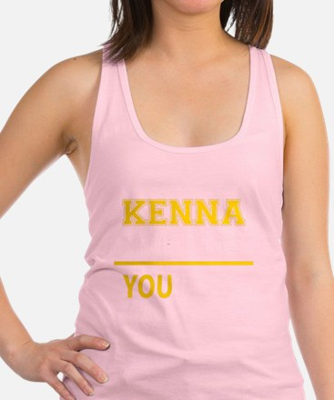 Cool Kenna Racerback Tank Top