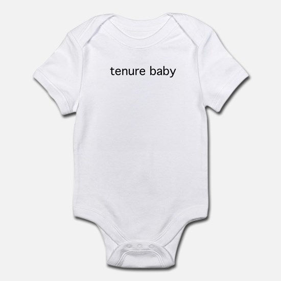 tenure baby Infant Bodysuit