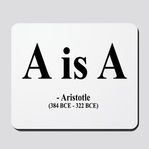 Aristotle 6 Mousepad