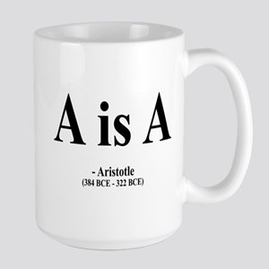 Aristotle 6 Large Mug