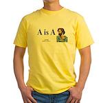 Aristotle 6 Yellow T-Shirt