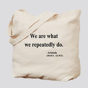 Aristotle 4 Tote Bag