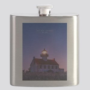 East Point Lighthouse Flask