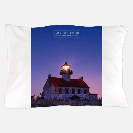 East Point Lighthouse Pillow Case