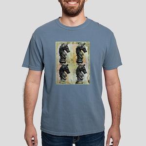 Horse head hitching post T-Shirt