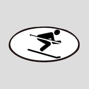 Ski downhill Patches