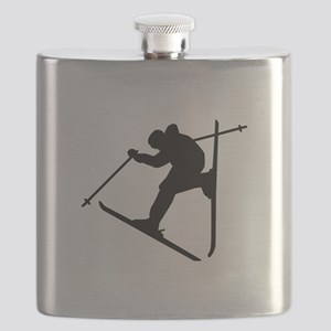 Freestyle ski Flask