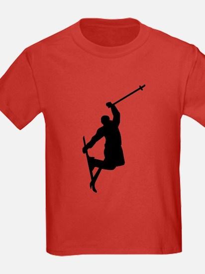 Freestyle ski jump T