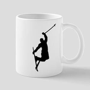 Freestyle ski jump Mug