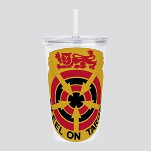 23 Air Defense Artille Acrylic Double-wall Tumbler