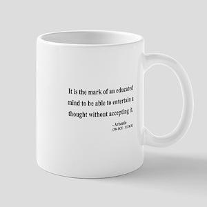 Aristotle 1 Mug