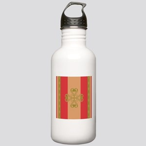 Strawberry Field Royal Stainless Water Bottle 1.0L