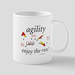 Agility - Enjoy the Run! Mug