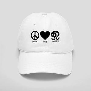 Peace Love & Snakes Cap