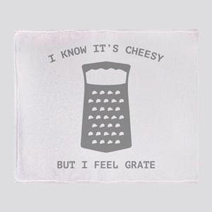I Feel Grate Stadium Blanket