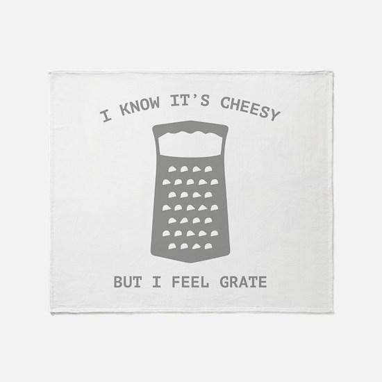 I Feel Grate Stadium Blanket